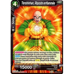 DBS BT6-111 C Tien Shinhan, Returning Fire