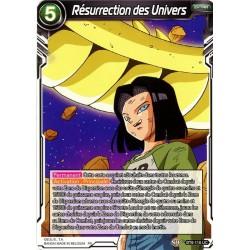 DBS BT6-116 UC Résurrection des Univers