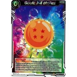 DBS BT6-117 R Boule à 4 étoiles
