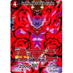 DBS BT6-121 DR Janemba, Agent de la Destruction