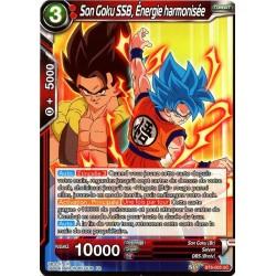 DBS BT6-003 FOIL/UC Son Goku SSB, Énergie harmonisée