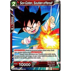 DBS BT6-006 FOIL/C Support Attack Son Goten