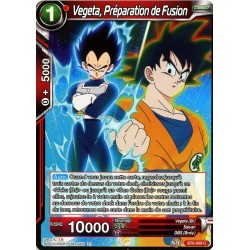 DBS BT6-009 FOIL/C Vegeta, Prepping for Fusion