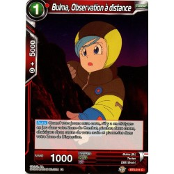 DBS BT6-011 FOIL/C Bulma, from the Sidelines