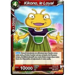 DBS BT6-021 FOIL/C Kikono, le Loyal