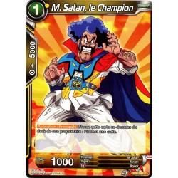 DBS BT6-087 FOIL/C M. Satan, le Champion