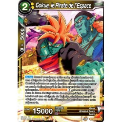 DBS BT6-096 FOIL/UC Space Pirate Gokua