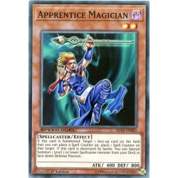 YGO SBAD-EN002 Auszubildende Zauberin