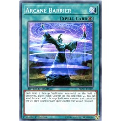 YGO SBAD-EN005 Arcane Barrier