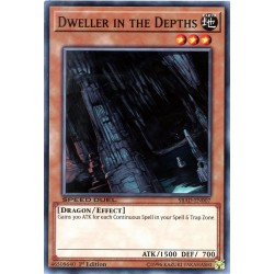 YGO SBAD-EN007 Dweller in the Depths