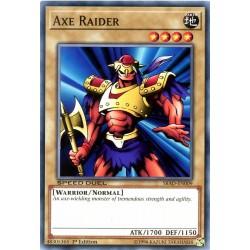YGO SBAD-EN009 Axe Raider / Axe Raider
