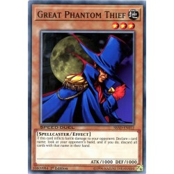 YGO SBAD-EN012 Great Phantom Thief