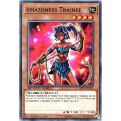 YGO SBAD-EN015 Amazoness Trainee