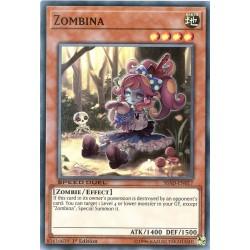 YGO SBAD-EN017 Zombina / Zombina