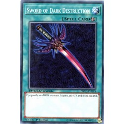 YGO SBAD-EN019 Épée de la Noire Destruction / Sword of Dark Destruction