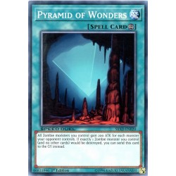 YGO SBAD-EN020 Pyramid of Wonders