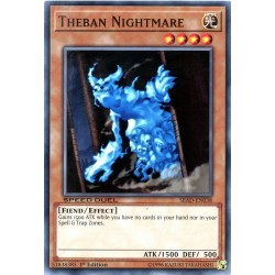 YGO SBAD-EN038 Theban Nightmare