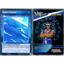 YGO SBAD-ENS02 Mythic Depths