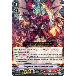 CFV V-EB06/002EN VR Dragonic Overlord the Great
