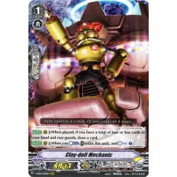 CFV V-EB06/008EN RRR Clay-doll Mechanic