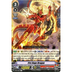 CFV V-EB06/022EN R Fire Rage Dragon