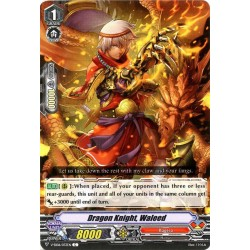CFV V-EB06/033EN C Dragon Knight, Waleed