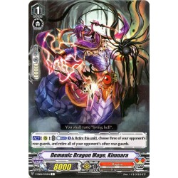 CFV V-EB06/034EN C Demonic Dragon Mage, Kimnara