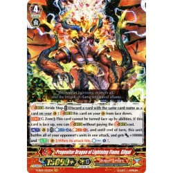 CFV V-SS01/002EN GR Progenitor Dragon of Lightning Flame, Gilgal