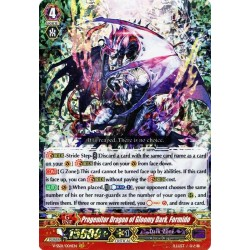 CFV V-SS01/004EN GR Progenitor Dragon of Gloomy Dark, Formido