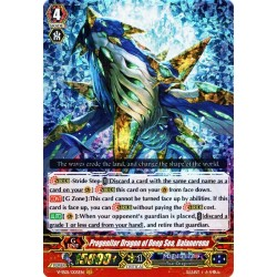 CFV V-SS01/005EN GR Progenitor Dragon of Deep Sea, Balanerena