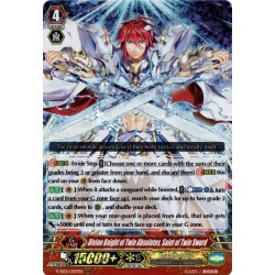 CFV V-SS01/007EN RRR Divine Knight of Twin Absolutes, Saint of Twin Sword