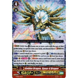 CFV V-SS01/011EN RRR Golden Dragon, Spear-X Dragon
