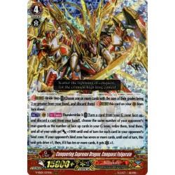 CFV V-SS01/017EN RRR Conquering Supreme Dragon, Conquest Fulgurate