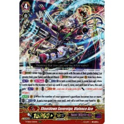 CFV V-SS01/021EN RRR Shootdown Sovereign, Violence Ace