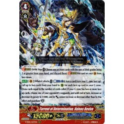 CFV V-SS01/027EN RRR Torrent of Determination, Valeos Revive