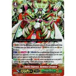 CFV V-SS01/028EN RRR Guilty Empress, Darkface Gredora