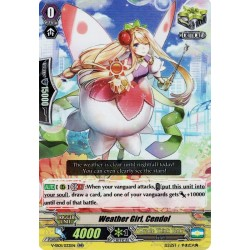 CFV V-SS01/032EN RR Weather Girl, Cendol