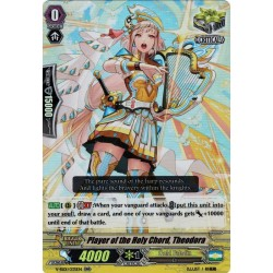 CFV V-SS01/035EN RR Player of the Holy Chord, Theodora