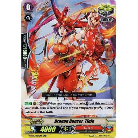 CFV V-SS01/037EN RR Dragon Dancer, Tiqla
