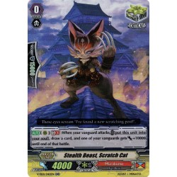 CFV V-SS01/040EN RR Stealth Beast, Scratch Cat