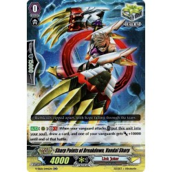 CFV V-SS01/044EN RR Sharp Points of Breakdown, Vandal Sharp