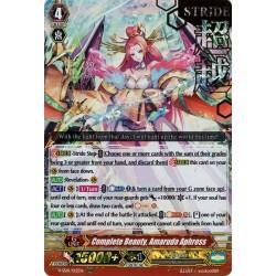 CFV V-SS01/012EN RRR(Stamp) Complete Beauty, Amaruda Aphross
