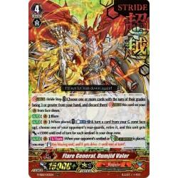 CFV V-SS01/013EN RRR(Stamp) Flare General, Dumjid Valor