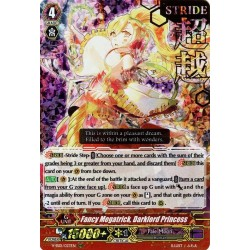 CFV V-SS01/023EN RRR(Stamp) Fancy Megatrick, Darklord Princess