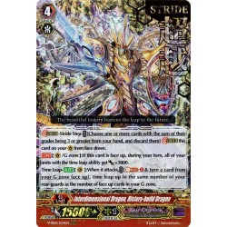 CFV V-SS01/024EN RRR(Stamp) Interdimensional Dragon, History-build Dragon