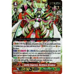 CFV V-SS01/028EN RRR(Stamp) Guilty Empress, Darkface Gredora