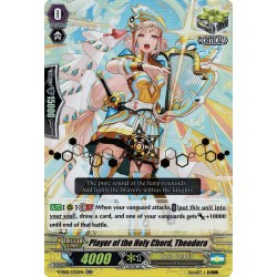 CFV V-SS01/035EN RR(Stamp) Player of the Holy Chord, Theodora