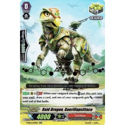 CFV V-SS01/039EN RR(Stamp) Raid Dragon, Guerrillapsittaco