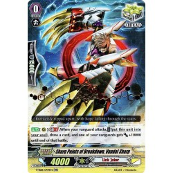 CFV V-SS01/044EN RR(Stamp) Sharp Points of Breakdown, Vandal Sharp