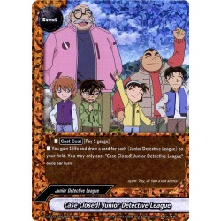 BFE S-UB-C01/0016EN RR Case Closed! Junior Detective League